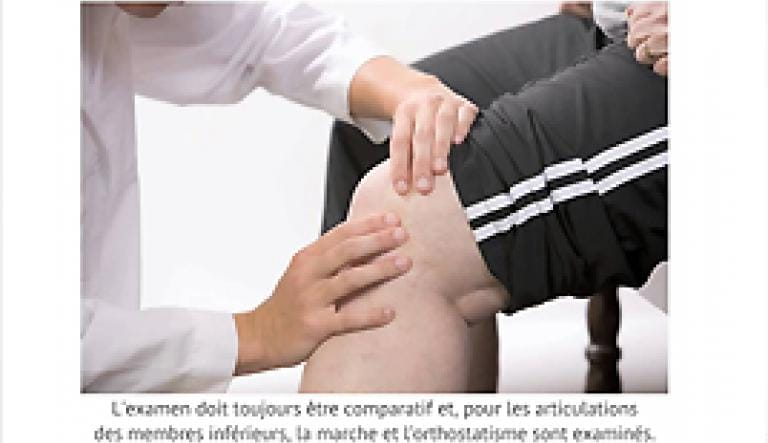 Comment poser le diagnostic d'arthrose ?