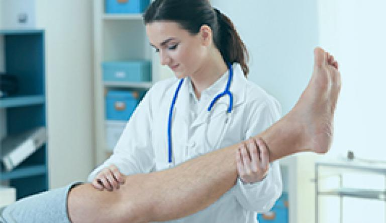 Osteoarthritis clinical examination
